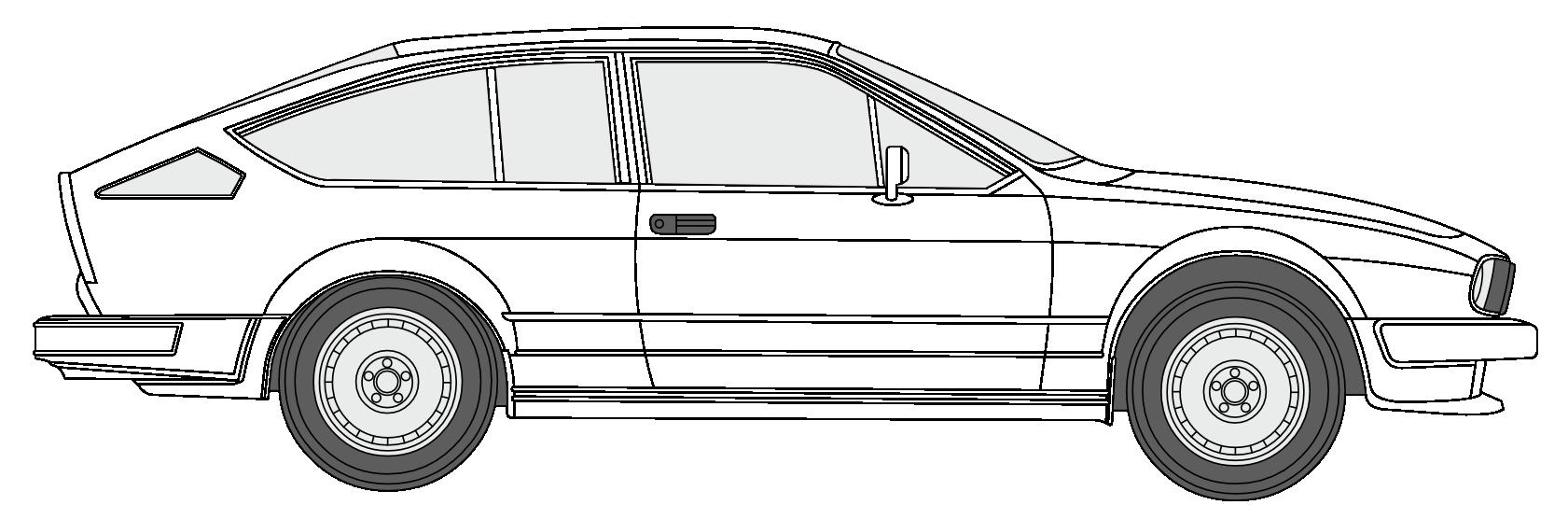 Alfetta GT GTV 6